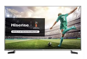 Hisense 50A6501UW Smart Ultra HD TV