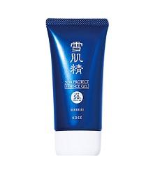 Kose Sekkisei White UV Gel SPF50+
