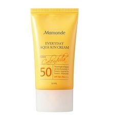 Mamonde Everyday Aqua Sun Cream