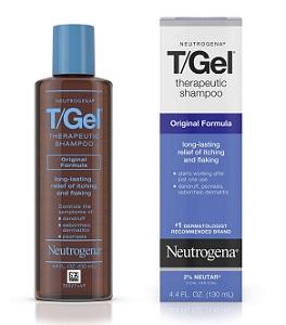 Neutrogena T Gel Therapeutic Shampoo