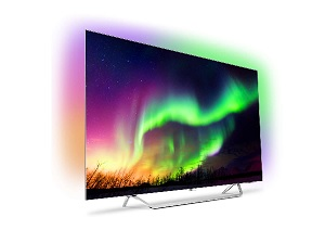 Philips 4K Razor Slim OLED Smart TV 55OLED873