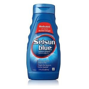 Selsun Blue Anti-Dandruff Shampoo