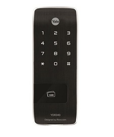 Yale YDR343 Digital Vertical Rim Lock