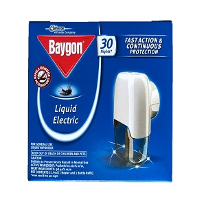 Baygon Liquid Electric Mosquito Repellent
