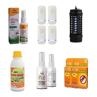 Best Mosquito Repellent Singapore