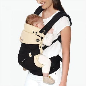 Ergobaby 360 Bundle Of Joy Baby Carrier