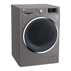 LG TWC1408H3E Washer and Dryer