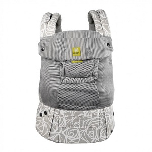 LilleBaby Complete 6-In-1 3D Mesh Baby Carrier