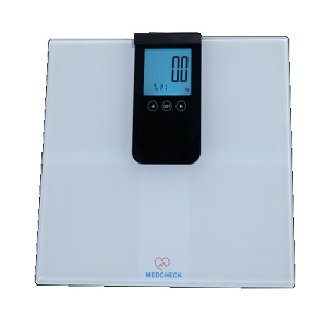 MedCheck Body Fat Weight Scale