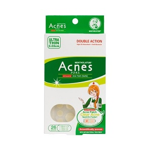 Mentholatum Acnes Medicated Acne Patch