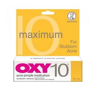 Mentholatum OXY 10 Pimple Cream