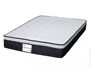Sleepedic Supremo Plush Spring Mattress