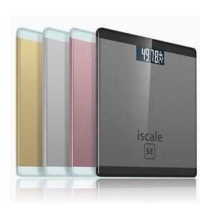 iScale Digital Body Weighing Scale