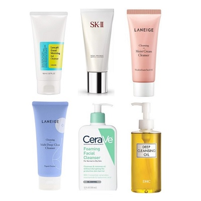 30 Best Facial Cleansers In Singapore 2020 For Every Skin Type