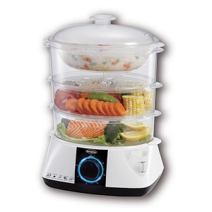 EuropAce Food Steamer EFS A121