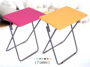 MISSHER Folding Coffee Table