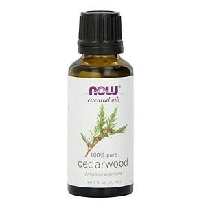 Now Foods Cedarwood Essential Oils