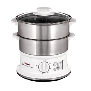 Tefal Stainless Steel Food Steamer VC1451