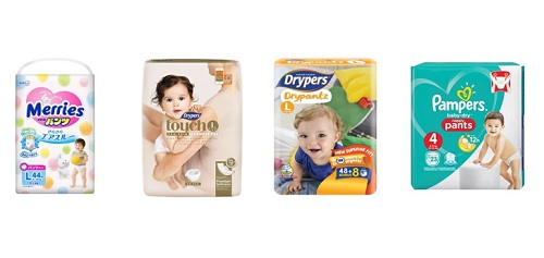 Best Diapers Singapore