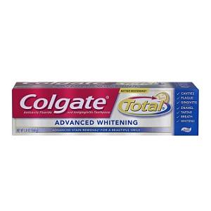 Colgate Advanced Whitening Toothpaste