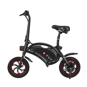 DYU UL2272 Seated Electric Scooter