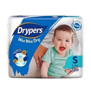 Drypers Wee Wee Dry