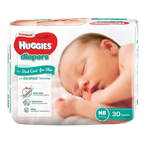 Huggies Platinum Diapers
