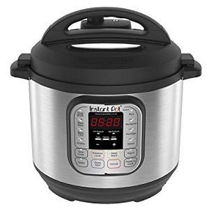 Instant Pot Duo V2 Electric Pressure Cooker