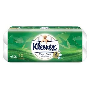 Kleenex Aloe Clean Toilet Tissue