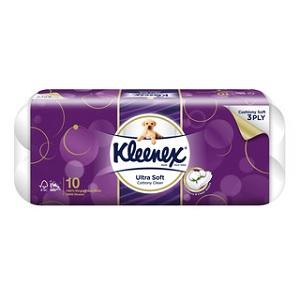 Kleenex Cottony Clean Toilet Tissue