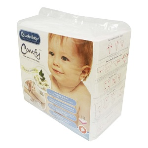 Lucky Baby Comfy Cloth Nappy