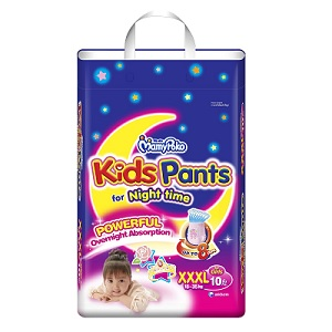 MamyPoko Kids Night Pants