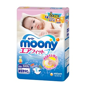 Moony Tape Diaper