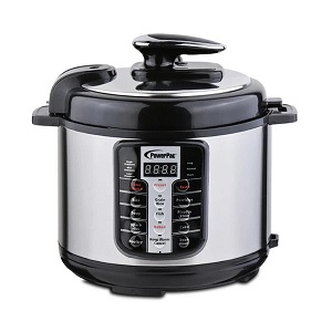 PowerPac Electric Pressure Cooker PPC511
