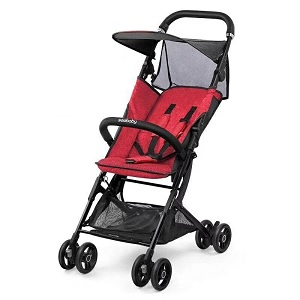 Seebaby Foldable Baby Stroller