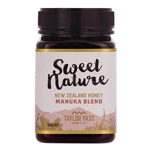 Sweet Nature Manuka Blend Honey