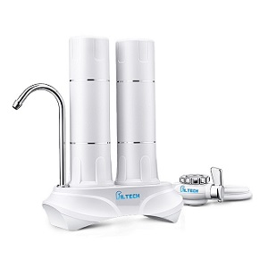 Xeltro CT22 Countertop Twin Water Filter