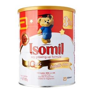 Abbott Isomil Soy Growing Up Formula