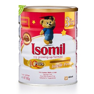 Abbott Isomil Soy Infant Formula Stage 1