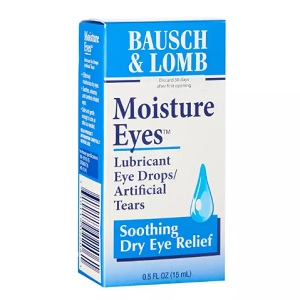 Bausch and Lomb Lubricant Eye Drops
