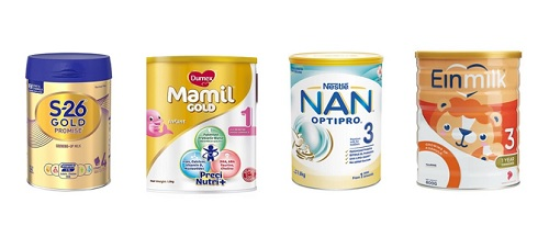 Best Baby Milk Powder Singapore