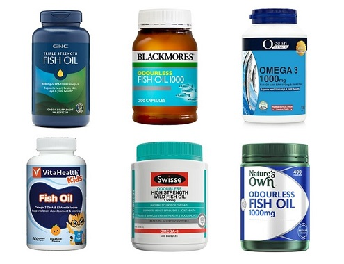 Best Fish Oil Singapore