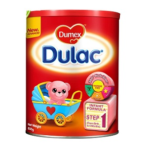 Dumex Dulac Stage 1 Infant Newborn Baby Milk Formula