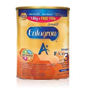 Enfagrow A+ Stage 3 Baby Formula Milk Powder