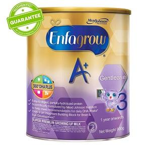Enfagrow A+ Stage 3 Gentlease Baby Formula