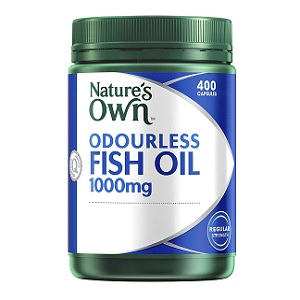 Nature's Own Odourless Fish Oil