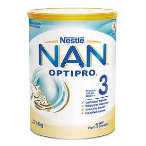 Nestlé NAN OPTIPRO 3 Growing Up Milk