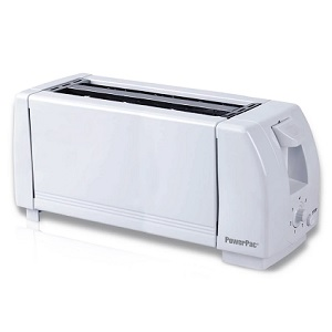 PowerPac Bread Toaster PPT02