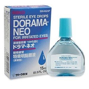 Sato DORAMA NEO Eye Drop