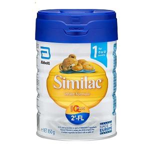 Similac 2'-FL Infant Formula Stage 1